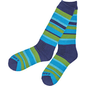 Isbjörn Snowfox Ski Socks Kinder seagrass